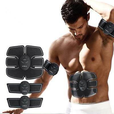 Magic Muscle Training Gear ABS Training Fit Body Home Exercise Shape Fitness DF