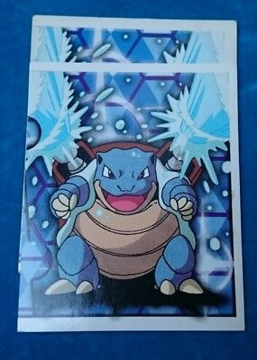 Puzle Evoluciones  Cromo Nº 231  Pokemon 1999 Merlin Collections