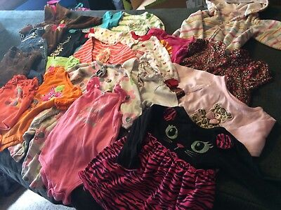 6 to 9 month baby girl clothes lot