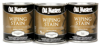 Old Masters Wiping Stain-Quart