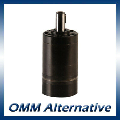 M+S MM Hydraulic Motor 8 to 50cc, 16mm Shaft (Danfoss OMM / Adan AMM)