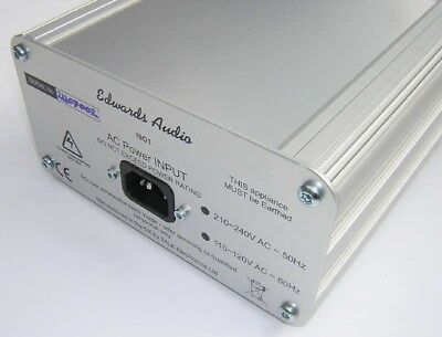 Edwards Audio ISO 1 Mains Isolation Transformer