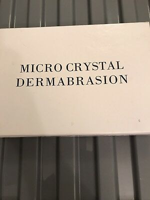 Micro Crystal Dermabrasion Tips