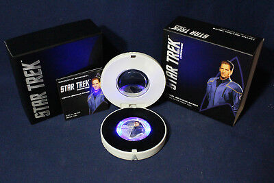 Rare 2015 Star Trek Captain Archer 1 oz Silver Coin 1 of first 50 COA Perth Mint