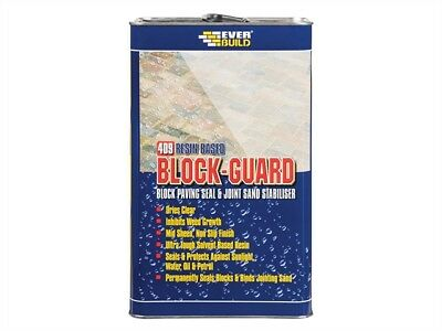 Everbuild 409 Block Guard 5 Litre