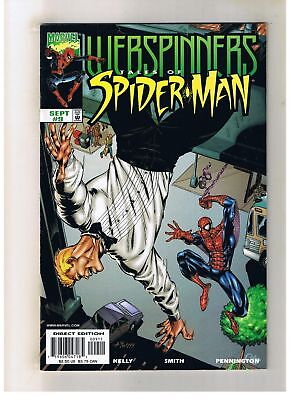 WEBSPINNERS Tales of Spider-Man #9 The Sandman APP VF/NM