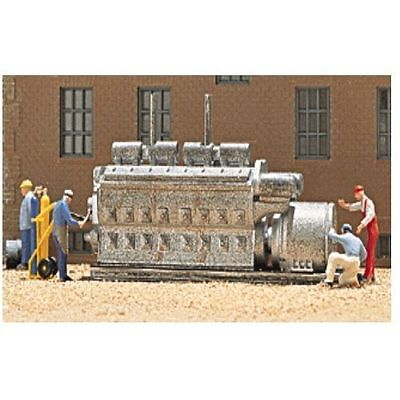 Walthers HO 933-3119 EMD 567 engine building Kit