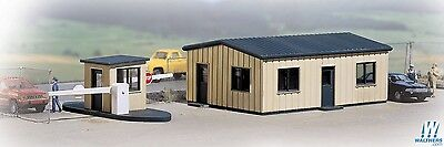 Walthers #933-3650 Office and Guard Shack - Building kit FREE POST