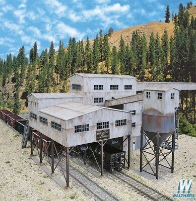 Walthers #933-4046  Diamond Coal Corporation - Building kit HO Scale