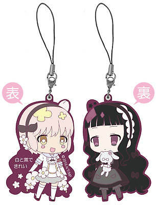 Magical Girl Raising Project - Snow White & Hardgore Alice Double-sided Strap