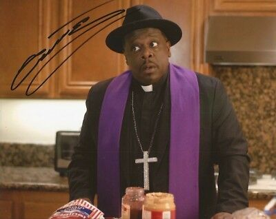 CEDRIC THE ENTERTAINER SIGNED 8x10 PHOTO EXACT PROOF COA AUTOGRAPHED FATHER PAT