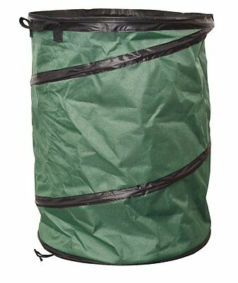 Pop Up Leaf Trash Can 20x18inch Easy Storage Collapsible Polyester Bags Folding