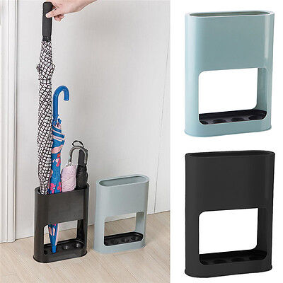 Innovative Household Umbrella Rain Free Drain Stand Storage Rack Holder Bucket