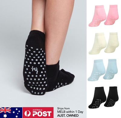 Super comfortable, HG Comfy Grip, No Slip Hospital Socks - 4 Colours available