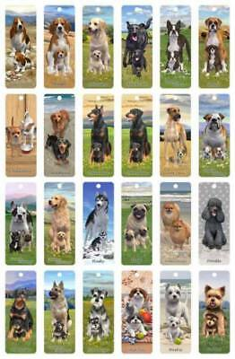 3D - Bookmarks Dogs / Bookmarks Dogs [NEW]