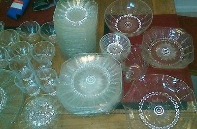 Colombian depression glass.