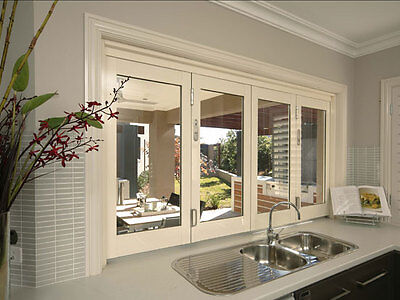 Australian Made Aluminium Bifold Window Custom Sizes At GUARANTEED LOWEST PRICES
