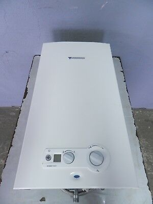 JUNKERS JETATHERMCOMPACT WRD 14-2 G23 S7695 Gas-Durchlauferhitzer Boiler Bj.2009