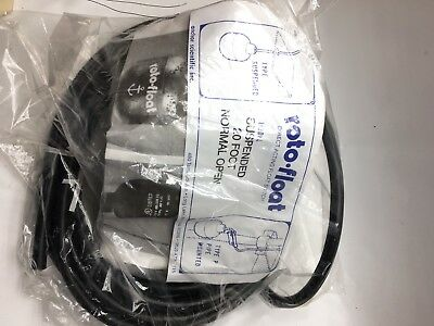 New Roto-Float 20 Foot Suspended Float Swith Type S No Spst