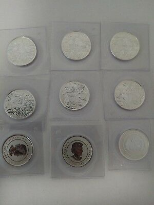 2017 3 Dollars Fine Silver THE SPIRIT OF CANADA