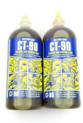 (PACK OF 2) CT-90 Cutting & Tapping Fluid Drilling & threading fluid oil