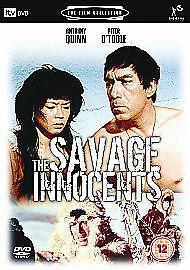 The Savage Innocents (DVD, 2007) Peter O'toole, Anthony Quinn - Brand New Sealed