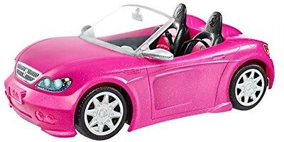 Kids Barbie Glam Convertible Car by Mattel