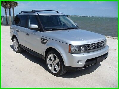 2010 Land Rover Range Rover Sport Supercharged 2010 Range Rover Sport Supercharged STUNNING LOW MILES