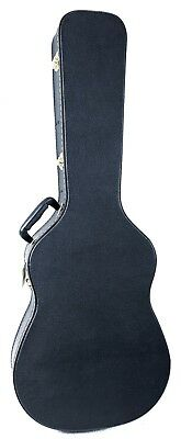 Musician's Gear Deluxe Classical Guitar Case, Black