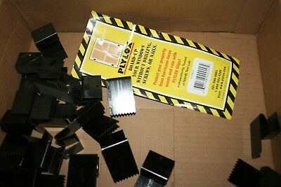 """Plylox 1/2"""" Carbon Steel Clips - Plywood Hurricane Clip (pack of 20)"""