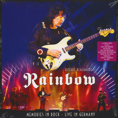 Ritchie Blackmore's Rainbow - Memories In Roc (Vinyl 3LP - 2017 - EU - Original)
