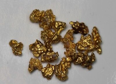 Gold Nuggets 1.65 Grams (Australian Natural)