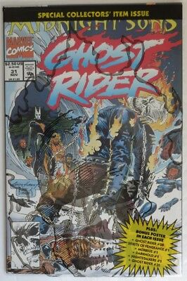 1992 Ghost Rider #31  Polybagged  -   Nm                     (Inv14656)
