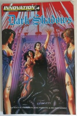 1993 Dark Shadows #4 -  F                              (Inv14596)