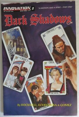 1993 Dark Shadows #1 -  F                              (Inv14597)