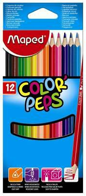 Maped Color Peps Coloured Pencils - 12 Pack