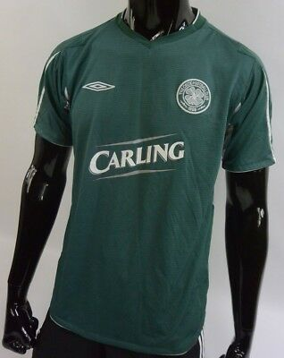 2004-05 Umbro Celtic FC Away Football Shirt SIZE M (adults)