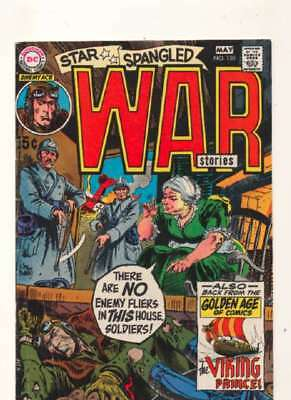 Star Spangled War Stories (1952 series) #150 in Very Fine condition