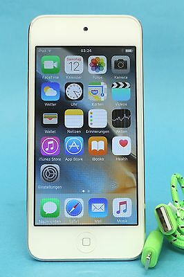 "Apple ""iPod Touch 5"" + TOP-ZUSTAND + 1 JAHR GARANTIE! + Händler, NEAR MINT g"