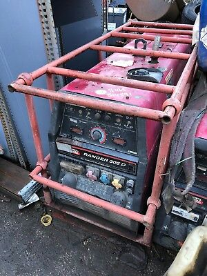 Lincoln Ranger 305 D Welder Generator Price Inc VAT (3216)