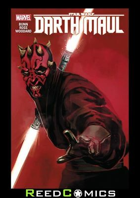 STAR WARS DARTH MAUL GRAPHIC NOVEL New Paperback Collects 5 Part Mini series