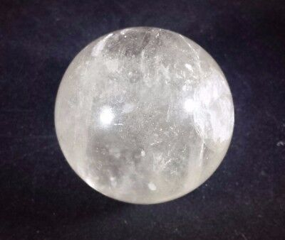Large!!! Clear Quartz Sphere Natural Stone Hand Carved Gemstone Sphere [17]