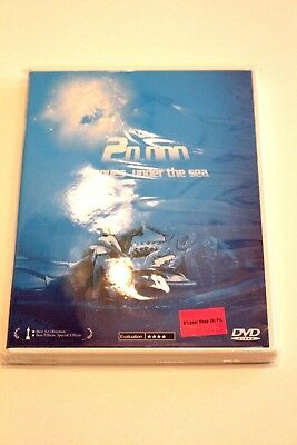 20000 leagues under the sea dvd