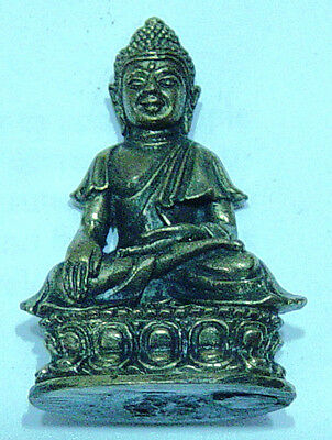 Buddha  brass bronze molded  sculpture