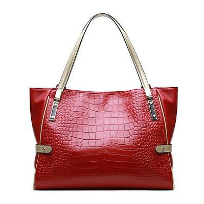Fashion Women Bag Cowhide Genuine Leather Handbag one Shoulder Bags &0913