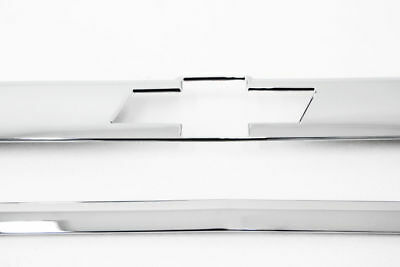 Autoclover Chrome Trunk Lid/Handle Garnish Molding for 13+ Chevrolet Trax N_o