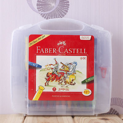[FABER CASTELL] 48 Colors Crayon Stationery Art Supplies Drawing & Lettering N_o