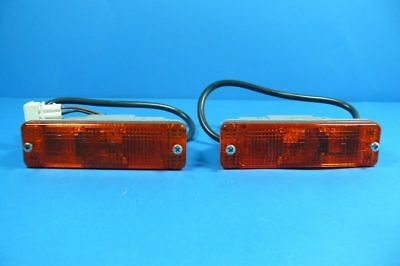 2x Indicator Orange VW Golf Golf CABIO JETTA POLO - Made in Germany