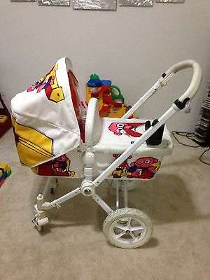 Bugaboo By Bas Kosters Stroller (Very Limited Edition!) with extrasVery RareFind