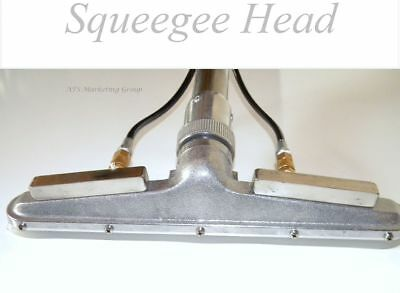 "Carpet Cleaning Industry - WP 14"" Squeegee Head Attachment - Tile & Grout Tool"